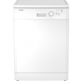 Blomberg Full Size Dishwasher - White - A+ Rated