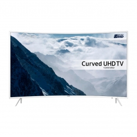 "Samsung 55"" Curved 4K UHD LED TV"