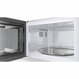Bosch 25 Litre Microwave - White - 1