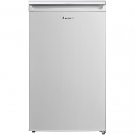 Lec 50cm Undercounter Larder Fridge - White - A+ Rated - 0