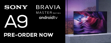 "Sony BRAVIA 48A9 48"" OLED 4K HDR Android TV"
