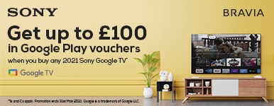 Sony Google Play Voucher