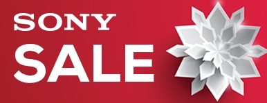 Sony Winter Sale