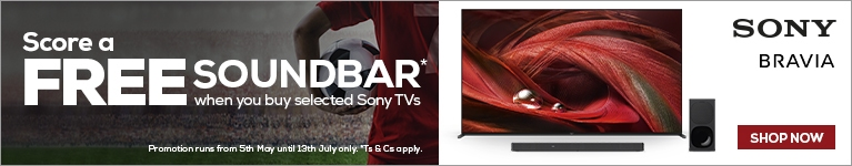 Sony Free Soundbar Promotion