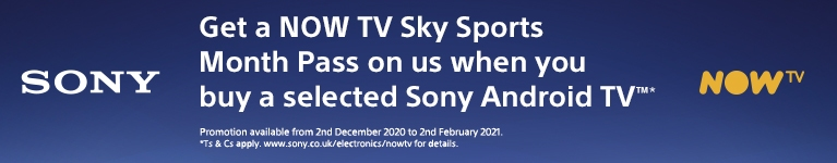 Sony Now TV Sky Sports Month Free Pass Promotion