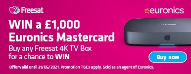 Freesat Promotion