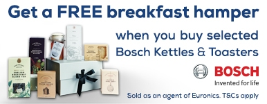 Bosch Breakfast Bundle