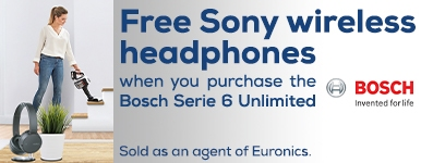 Bosch Free Headphones