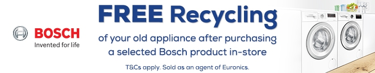 Bosch Free Recycling