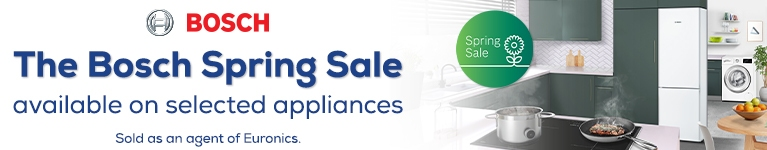 Bosch Spring Savings