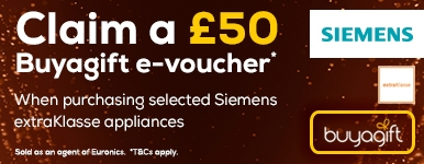 Siemens Gift Card Promotion
