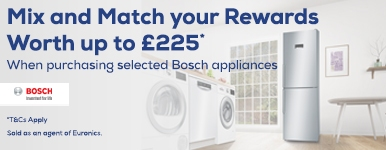 Bosch Mix & Match Promotion