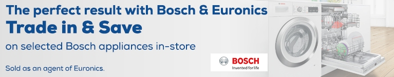 Bosch Trade in & Save