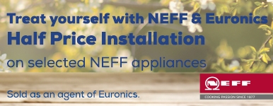 NEFF Half Price Installation