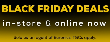 Euronics Black Friday Promotion