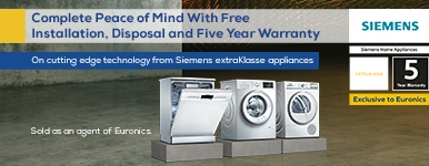 Siemens Free Installation & Disposal